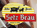 Alte Post, Seltz Bräu, Musée Européen de la Bière pic1.JPG