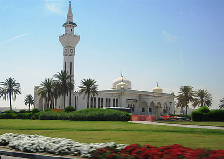 Mosque in Qatar Alwakhra Masjid.jpg
