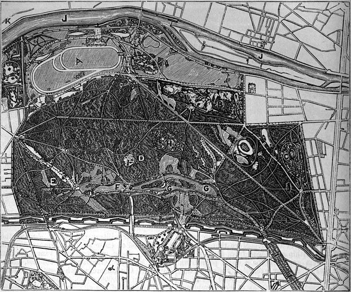 The american cyclop dia 1879 park wikisource the free for Bois de boulogne jardin d acclimatation