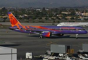 America West Boeing 757 Spijkers.jpg