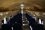"""American Airlines C.R. Smith Museum May 2019 07 (Douglas DC-3 """"Flagship Knoxville"""" cabin).jpg"""
