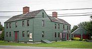 Amos Chase house, 144 Ferry Road, Saco, ME
