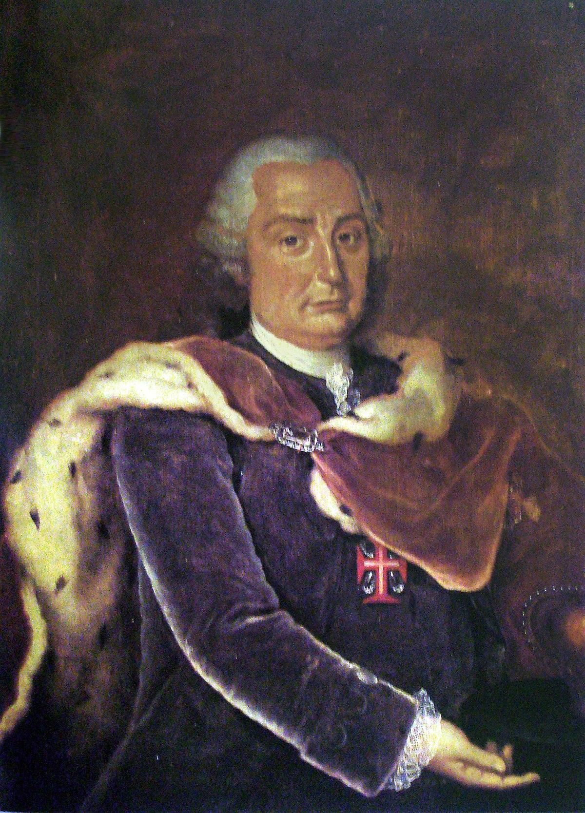 Anônimo - Retrato do rei Dom Pedro III de Portugal - século XVIII.jpg