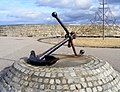 An Anchor on the Quayside at Lossiemouth - geograph.org.uk - 1511851.jpg