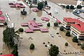An aerial view of flood affected areas of Srinagar taken from an IAF helicopter, on September 09, 2014.jpg