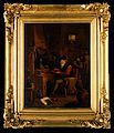 An alchemist in his laboratory. Oil painting after David Ten Wellcome V0018203.jpg
