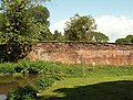 An old wall at Fyne Court (geograph 2374236).jpg