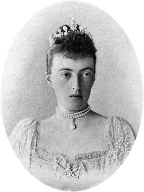 Anastasia Mikhailovna of Russia,Grand Duchess of Mecklenburg-Schwerin.png