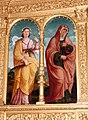 Andrea previtali, agostino facheris e altri aiuti, polittico, 1525, 03.JPG