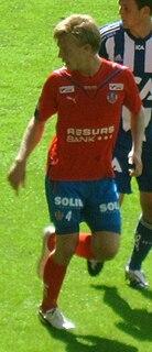 Andreas Landgren Swedish footballer