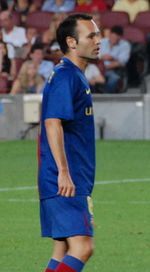Andres Iniesta Joan Gamper.jpg