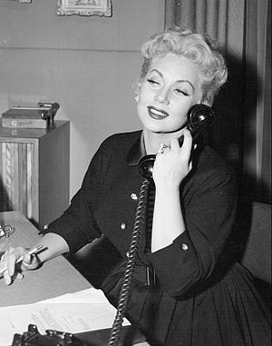 Private Secretary (TV series) - Sothern as Susie McNamara, 1954