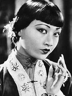 Anna May Wong on film and television Filmography of the American actress