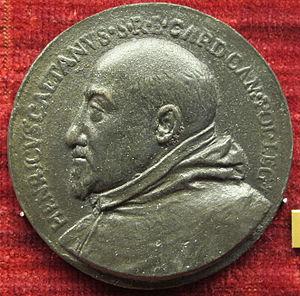 Enrico Caetani - Medal