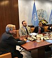 António Guterres and Mohammad Al Gergawi during the High-level panel on digital cooperation meeting in New York.jpg
