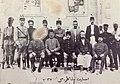 Antep'te Fransız subay ve Türk esirler.jpg