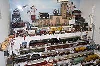 Antique toy train sets (27017584856).jpg