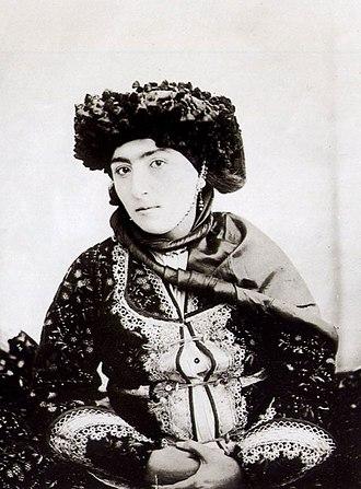Antoin Sevruguin - Image: Antoin Sevruguin 1 kurdish woman
