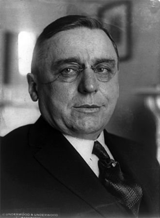 Czech Americans - Chicago's Czech-born mayor Anton Cermak