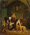Anton Clemens Albrecht Evers - Genreszene.jpg