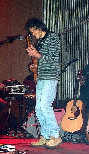 Antonio Vega en concerto na Sala Capitol, Sant...