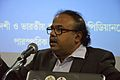 Anupam Basu - Panel Discussion - Collaboration with Academic Institutes for the Growth of Wikimedia Projects in Indian Languages - Bengali Wikipedia 10th Anniversary Celebration - Jadavpur University - Kolkata 2015-01-10 3436.JPG