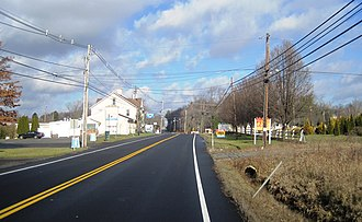 Monroe Township, Middlesex County, New Jersey - The Applegarth neighborhood of Monroe