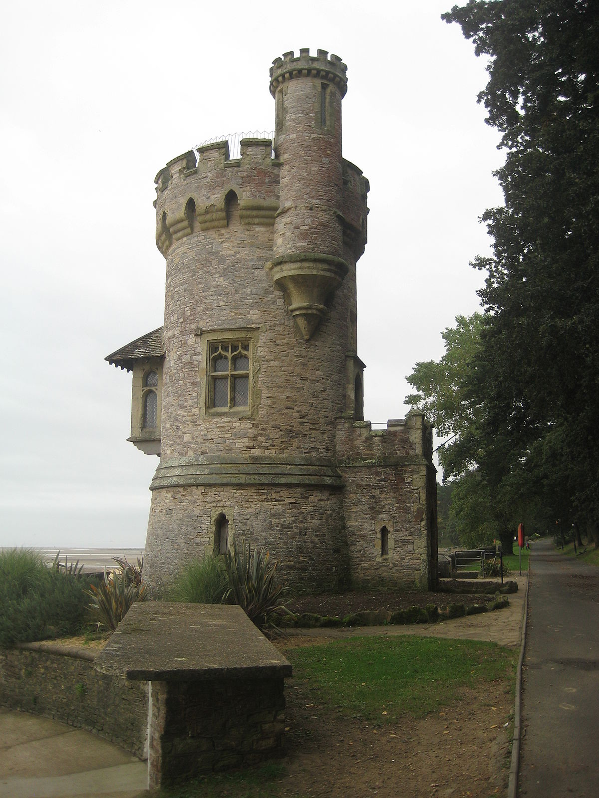 Appley Towers - Wikipedia