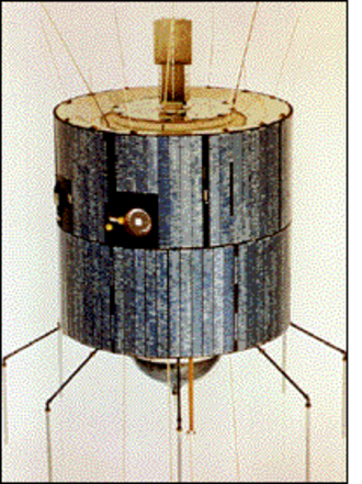 ATS-3 - Image: Applications Technology Satellite 3 (ATS 3)