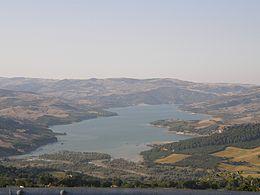 Lago di Occhito