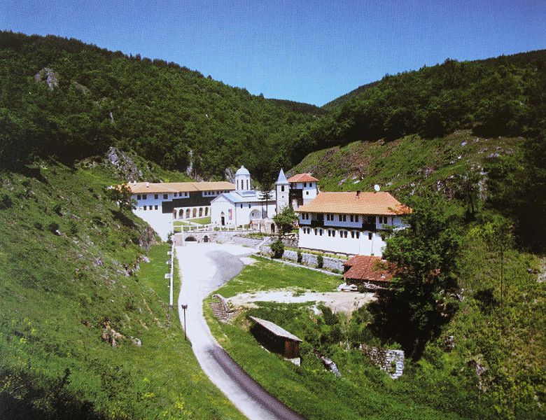 : Architectural Ensemble of the Holy Trinity in Pljevlja