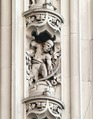 Architectural details, the Woolworth Building, New York, New York LCCN2013650676.tif