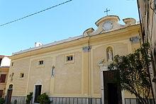 La chiesa parrocchiale di San Nicolò nel capoluogo