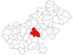 Location of Ardud