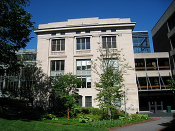 Areeda Hall, Harvard Law School, Harvard Unive...