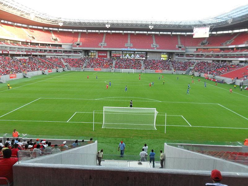 Ficheiro:Arena Pernambuco Inauguração.JPG