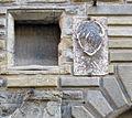 Arezzo, Palazzo del Comune, stemmi 03 del migliore.JPG