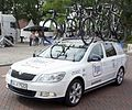 Argos Shimano team car.jpg