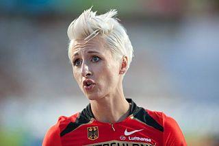 Ariane Friedrich German high jumper
