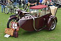 Ariel sidecar at Quail Motorcycle Gathering 2015.jpg