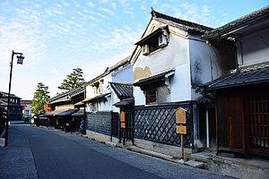 Arimatsu, Aichi - Historic Quarter