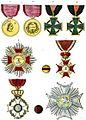 Aristide Michel Perrot - Collection historique des ordres de chevalerie civils et militaires (1820) pl. XIII.jpg