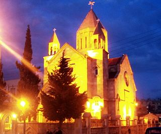 Church of the Holy Mother of God (Aleppo)