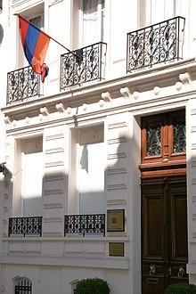 Ambassades et consulats de Russie dans le monde
