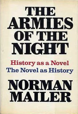 The Armies of the Night - First edition cover