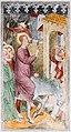 Arnoldstein Thoerl Pfarrkirche hl Andreas Passion 1 Einzug Christi in Jerusalem 05102016 4759.jpg