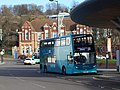 Arriva Kent & Surrey YY14WFX, Chatham Bus Station, 17 January 2018.jpg