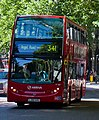 Arriva London North bus T147 (LJ60 AVU) 2010 Alexander Dennis Enviro400 (Trident 2) Alexander Dennis Enviro400, Aldwych, route 341, 20 May 2011.jpg