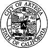Official seal of Artesia, California