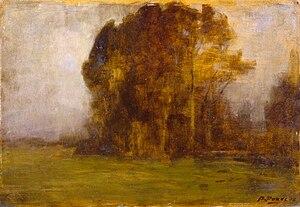 Bartolomeo Bezzi - Autunno, 1908 (Fondazione Cariplo)